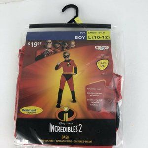 The Incredibles Boy Dash Costume Cosplay